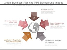 Global Business Planning Ppt Background Images