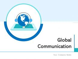 Global Communication Business Marketing Telephone Conference Service