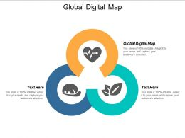 Global Digital Map Ppt Powerpoint Presentation Styles Designs Cpb