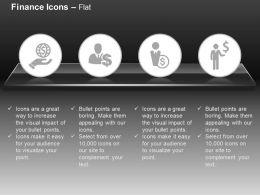 global_dollar_banking_finance_saving_ppt_icons_graphics_Slide01