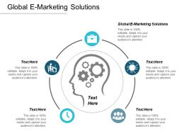 Global E Marketing Solutions Ppt Powerpoint Presentation Portfolio Introduction Cpb