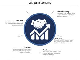 Global Economy Ppt Powerpoint Presentation File Topics Cpb