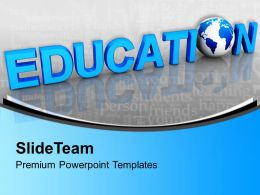 Global Education Word Future Powerpoint Templates Ppt Themes And Graphics 0113