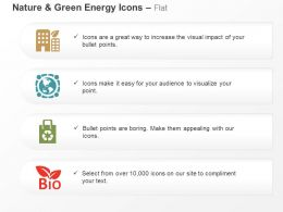 Global Environemnt Safety Bio Recycling Ppt Icons Graphics