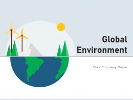 Global Environment Business Investing Temperature Preservation Pollution Industrial