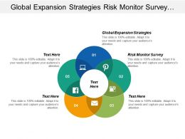 Global Expansion Strategies Risk Monitor Survey Internet Network Cpb