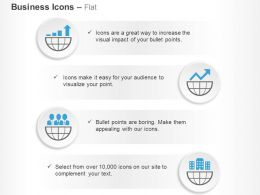 Global Growth Success Expertise Factories Ppt Icons Graphics