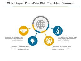 Global Impact Powerpoint Slide Templates Download