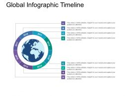 Global Infographic Timeline