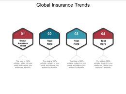 Global Insurance Trends Ppt Powerpoint Presentation Gallery Designs Download Cpb