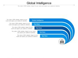 Global Intelligence Ppt Powerpoint Presentation Layouts Graphic Images Cpb