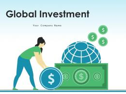 Global Investment Growth Infrastructural Development Partnership Business