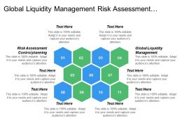 Global Liquidity Management Risk Assessment Control Planning Product Development