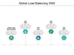 Global Load Balancing Dns Ppt Powerpoint Presentation Summary Layout Cpb