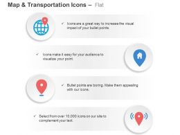 Global Location System Home Search Gps Ppt Icons Graphics