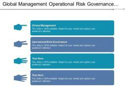 global_management_operational_risk_governance_revenue_management_venture_capital_cpb_Slide01