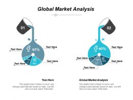 Global Market Analysis Ppt Powerpoint Presentation Outline Graphics Design Cpb
