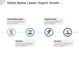 Global Market Leader Organic Growth Operational Oversight Business Protection