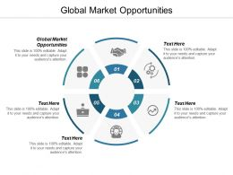 Global Market Opportunities Ppt Powerpoint Presentation Infographic Template Files Cpb