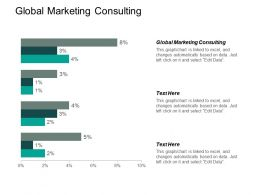 Global Marketing Consulting Ppt Powerpoint Presentation Inspiration Objects Cpb