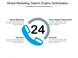 Global Marketing Search Engine Optimization Competitive Intelligence Analysis Cpb