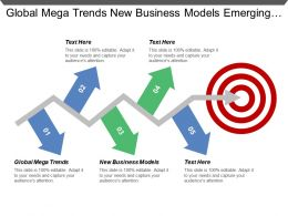 Global Mega Trends New Business Models Emerging Markets