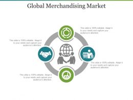 Global Merchandising Market Powerpoint Topics
