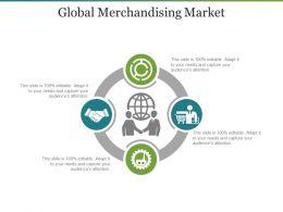 Global Merchandising Market Powerpoint Topics