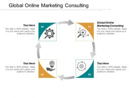 Global Online Marketing Consulting Ppt Powerpoint Presentation File Slides Cpb