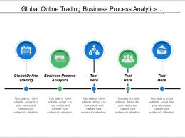 Global Online Trading Business Process Analytics Utilities Mapping Cpb