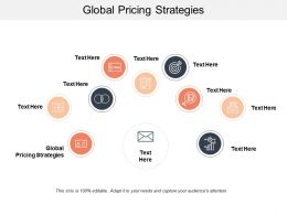 Global Pricing Strategies Ppt Powerpoint Presentation Outline Slides Cpb