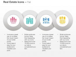 Global Real Estate Growth Apartment Good Location Ppt Icons Graphics