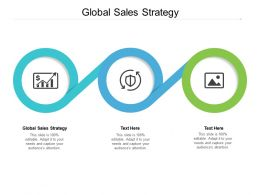 Global Sales Strategy Ppt Powerpoint Presentation Show Designs Download Cpb