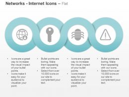 Global Security Key Error Ppt Icons Graphics
