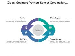 Global Segment Position Sensor Corporation Technologies Consumer Electronics