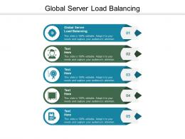 Global Server Load Balancing Ppt Powerpoint Presentation Styles Deck Cpb
