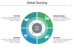 Global Sourcing Ppt Powerpoint Presentation Pictures Clipart Images Cpb