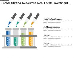 Global Staffing Resources Real Estate Investment Leadership Management Cpb