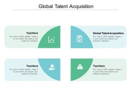 Global Talent Acquisition Ppt Powerpoint Presentation Gallery Styles Cpb