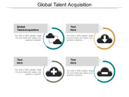Global Talent Acquisition Ppt Powerpoint Presentation Infographics Layout Cpb