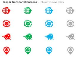 global_tour_travel_train_product_delivery_ppt_icons_graphics_Slide02