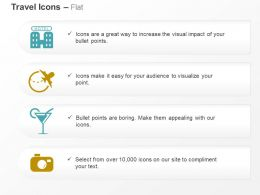 Global Travel Hotel Drink Photo Ppt Icons Graphics