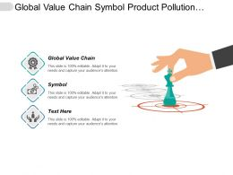 Global Value Chain Symbol Product Pollution Prevention Source