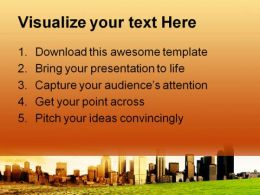 Global Warming Environment PowerPoint Template 1110  Presentation Themes and Graphics Slide02
