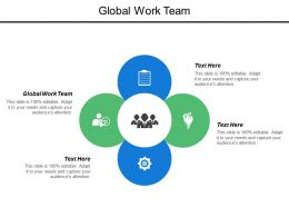 Global Work Team Ppt Powerpoint Presentation Model Layout Cpb