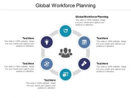 Global Workforce Planning Ppt Powerpoint Presentation Show Master Slide Cpb