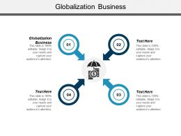 Globalization Business Ppt Powerpoint Presentation Gallery Design Ideas Cpb