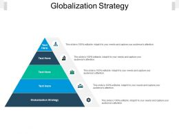 Globalization Strategy Ppt Powerpoint Presentation Example Cpb