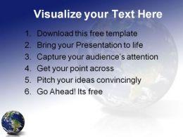 Globe1 0409  Presentation Themes and Graphics Slide02