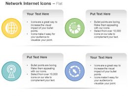 Globe Antenna Device Connectivity Ppt Icons Graphics